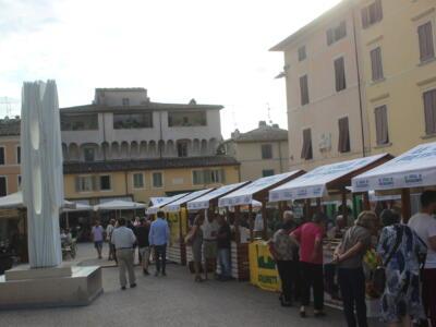 Mercato dei sapori, agri-chef e prodotti a km zero, dal 17 al 19 settembre alta cucina a Pietrasanta