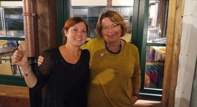 Conferenza donne democratiche e PD sulle candidate donne in Versilia