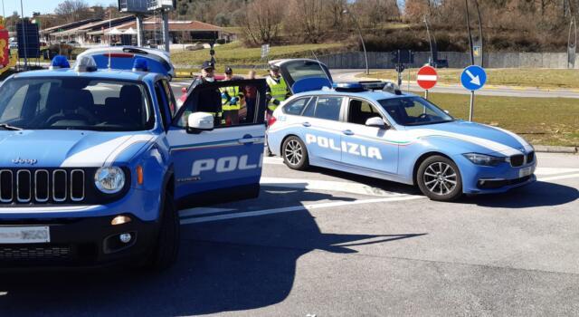L'estate in Versilia: il bilancio della Polizia Stradale