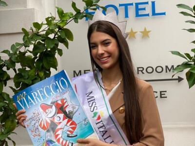 Carnevale Universale, Miss Italia 2020 ospite del secondo corso