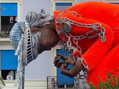 Carnevale Universale, le immagini del secondo corso prima della pioggia