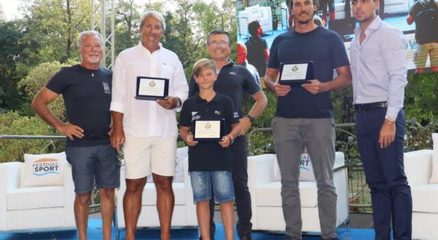 Festival dello sport città di Viareggio, un successo la prima edizione