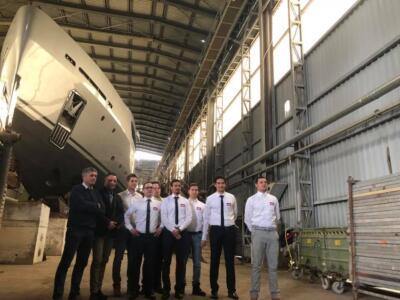 Opportunità di formazione e lavoro per giovani diplomati nel mondo dello yachting