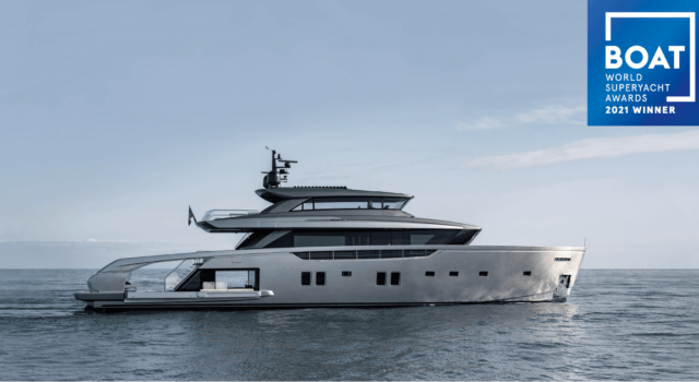 Sanlorenzo premiato ai World Yachts Trophies 2021 e ai World Superyacht Awards 2021
