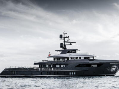 Sanlorenzo Superyacht va in scena al Monaco Yacht Show