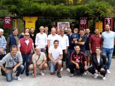 Milan Club Versilia: Tanto entusiasmo e ospiti d'eccezione