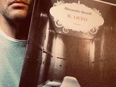 """""""Il liceo"""", un romanzo tra giallo e commedia nera. Intervista all'autore Alessandro Berselli."""