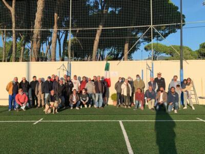 Forte dei Marmi, intitolazione del nuovo campo di allenamento in sintetico a Giovanni Biagi