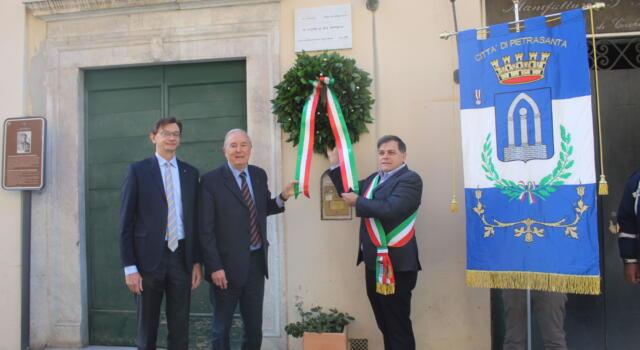 200 anni fa nasceva Padre Eugenio Barsanti, le celebrazioni a Pietrasanta