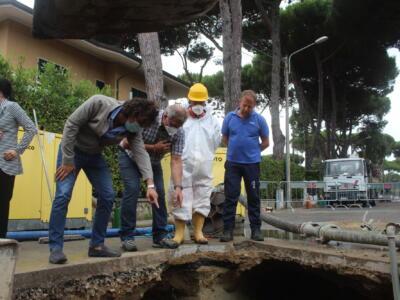 Ambiente: nuove fognature, condotte ed asfalto in via Garibaldi