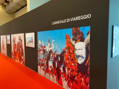 Carnevale di Viareggio: partita la campagna di promozione da Rimini a Rio de Janeiro
