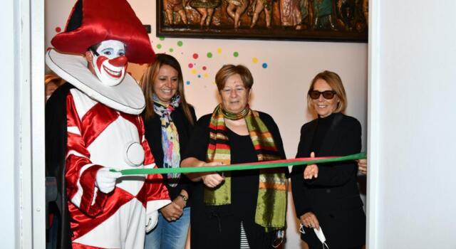Nuovo allestimento del Museo Carnevale di Viareggio