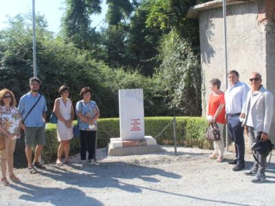 46esimo anniversario della Strage di Querceta, inaugurazione decoro al memoriale