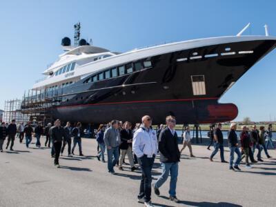 Yare 2021: l'appuntamento internazionale della Yachting industries torna in presenza a Viareggio