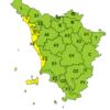 Codice giallo per mareggiate su Arcipelago e costa centro settentrionale