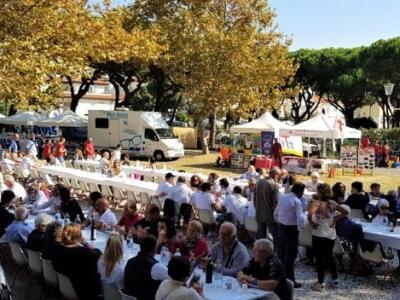 Festa associazione Forte dei Marmi: esibizioni, laboratori e cibo