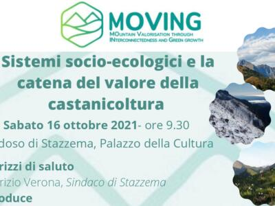 Sabato 16 ottobre incontro a Stazzema sulla valorizzazione della montagna