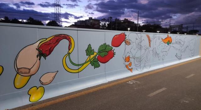 Altri due famosi street artist contribuiranno ad arricchire di disegni il muro in via Ponchielli a Viareggio
